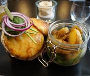 Le Parisens burger 2 - L'Adresse Lille