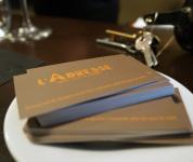 Les cartes de visite - L'Adresse Lille