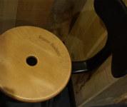 La chaise trouée - Big Fernand Lille