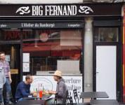 La façade - Big Fernand Lille