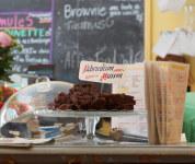 Le plateau de brownie maison -La Dinette