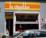 La façade - La Dinette