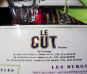 logo le CUT - Le Cut