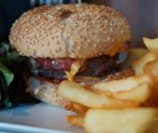 British burger - Bun's Bazaar