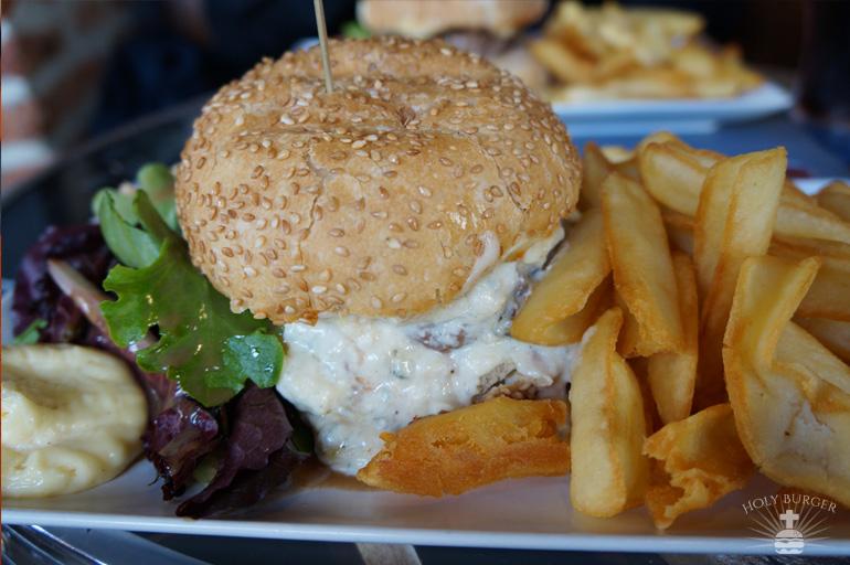 Frencheese burger - Bun's Bazaar