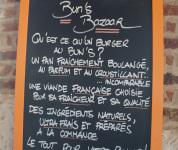 L'ardoise - Bun's Bazaar