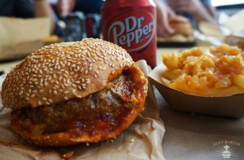 Burger juicy shack 3 - Raptor Shack