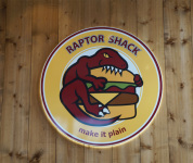 Logo - Raptor Shack