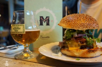 Le Mother burger - Le Mother Lille