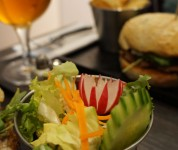 Bread and Burger - La salade