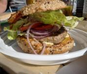 Louis'burger bar - Le Paris-Texas burger 2