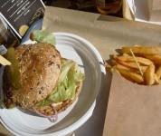 Louis'burger bar - Le plateau