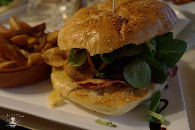 Pol'Art - Burger Jaune 2