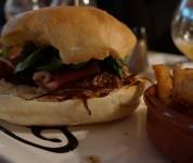 Pol'Art - Burger Noir
