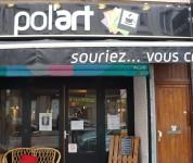 Pol'Art - La façade