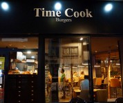 Time Cook - La façade