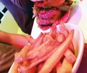 Pixies - le Burger qui penche