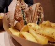Canard Street - Burger confit 2