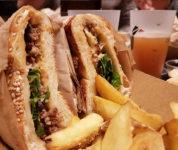 Canard Street - Burger Magret 2