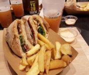 Canard Street - Burger Magret